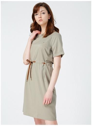 U.S. Polo Assn. Elbise Yeşil
